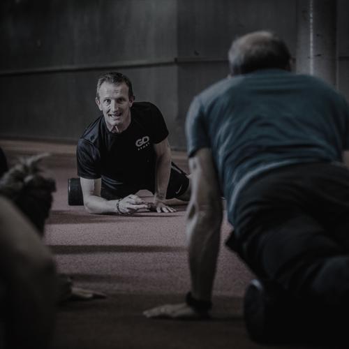 Adults training