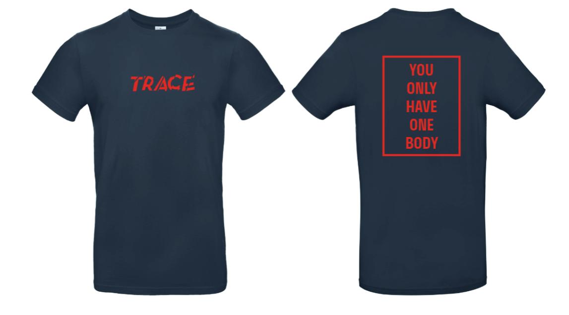 Trace-tshirt