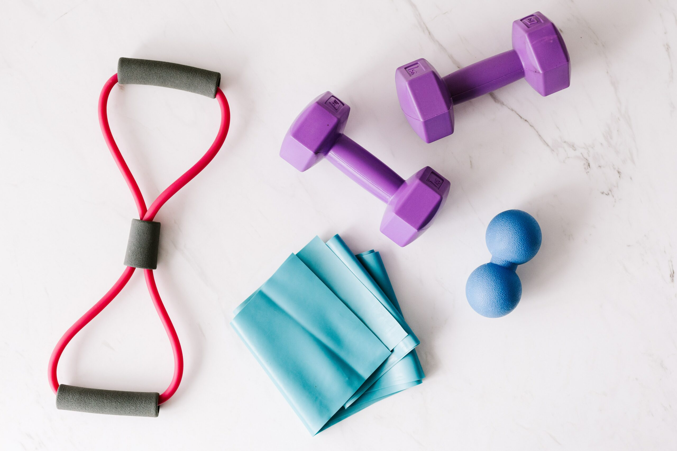Nieuwe tools om onze spieren beter te doen voelen.